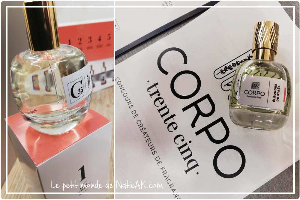 parfum femme made in france  corpo 35