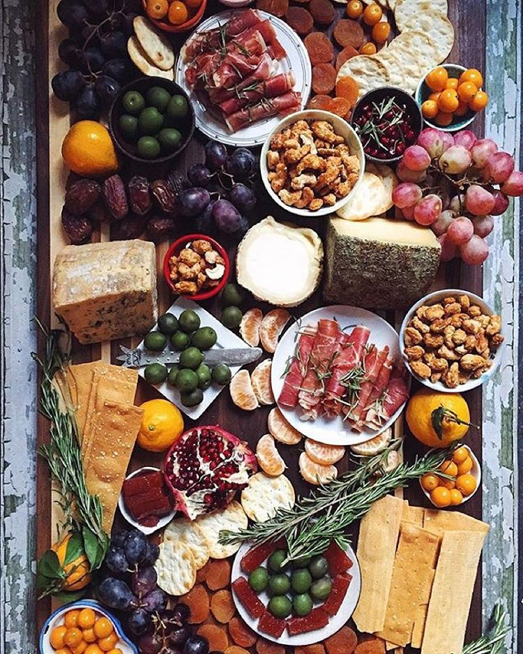 Cheese Board Ideas Pictures: 5th And State: The Perfect Cheese Board