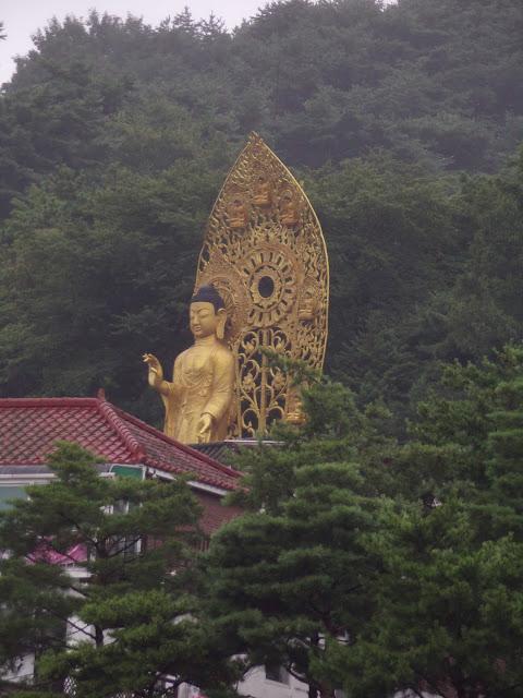 Templo Daeseungwon suwon