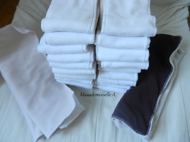    Couches lavables Hamac : Quelle quantité avoir ? Mon équipement complet + Budget total