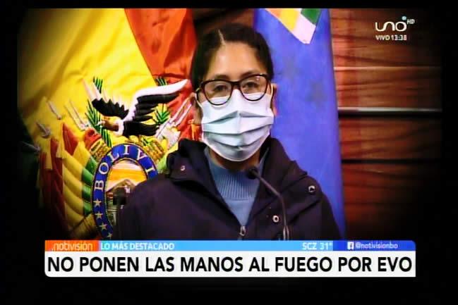 Nadie mete las manos al fuego por Evo Morales, ni siquiera sus correligionarios del partido