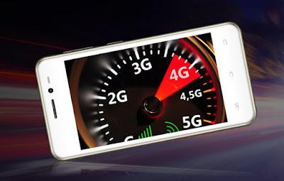 Hp Android 4G LTE dibawah 1 juta Intex Aqua E4