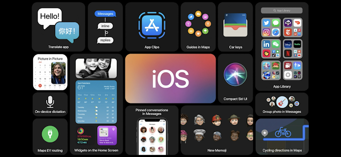 Apple WWDC 2020 - understanding the upcoming improvements to the latest OS - Part 1