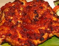 Resep Ayam Bakar Taliwang Asli Lombok NTB