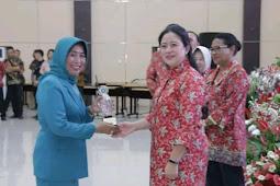 Kabupaten Pringsewu Juara Nasional Lomba Lingkungan Bersih dan Sehat Tahun 2018