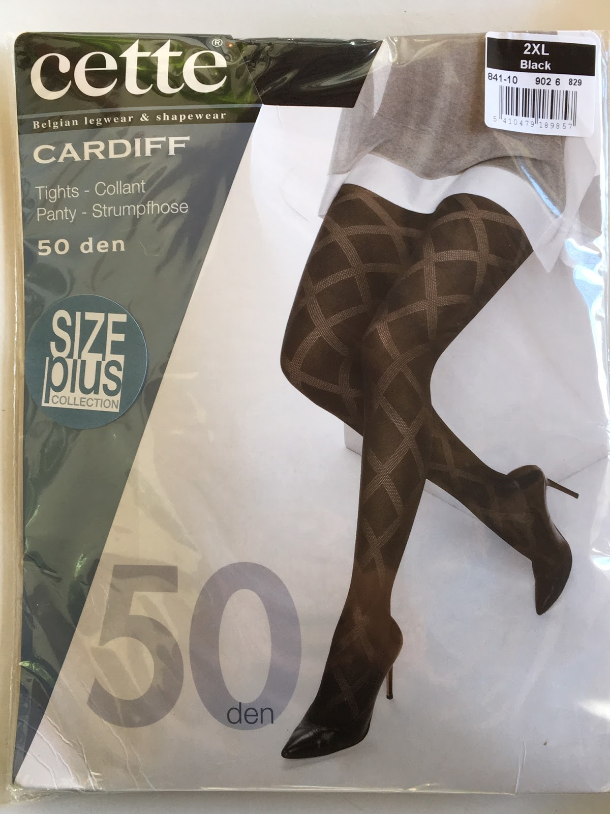 162e9d82ff4 Hosiery For Men  Reviewed  Cette 50 Denier Cardiff Size Plus Tights