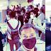 Ironía: Prensa Cubrió Llegada de Vacunas en Recinto Cerrado y sin Distanciamiento Social
