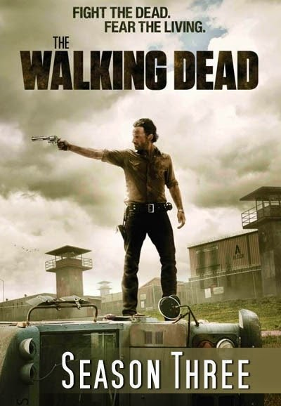 The Walking Dead: The Complete Third Season (2012) Bluray