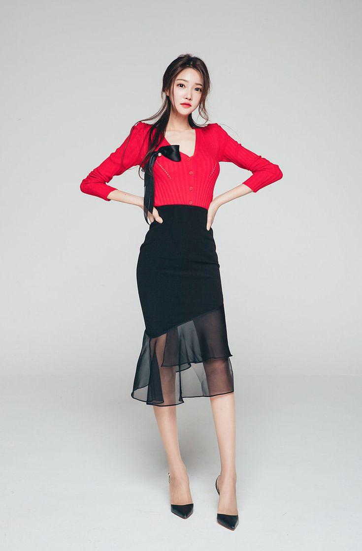 Park Jung Yoon 2019-12-04 - Casual Indoor Set - Truepic.Net