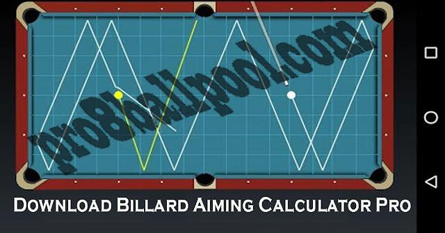Download Billard Aiming Calculator Pro