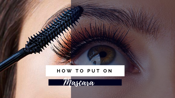 How To Put On Mascara