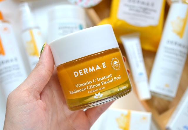 Derma E Vitamin C Instant Radiance Facial Peel