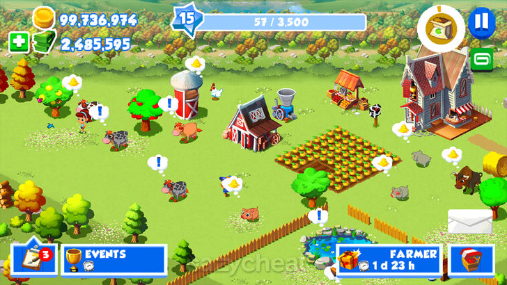 Green Farm 3 Cheats
