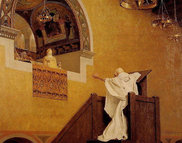 Santo Yohanes Krisostomus, Ratu Aelia Eudoxia