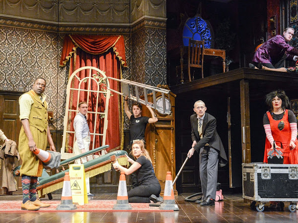 The Play That Goes Wrong, The Duchess Theatre | Review
