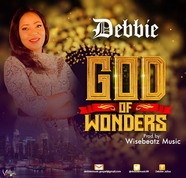 Debbie - God Of Wonders Lyrics & Audio