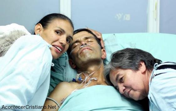 Javier Vanegas resucita en hospital y cuenta lo que vio