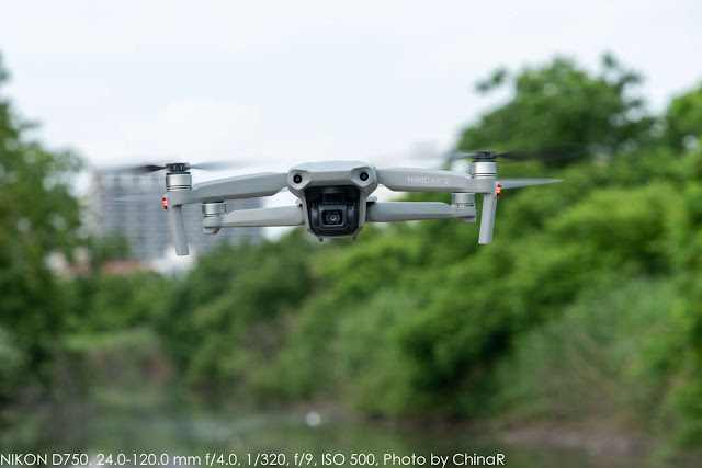 【DJI Mavic Air 2】タイムラプス撮影も動画の自撮りも一発で撮影!4800万画素で撮影できるDJI Mavic Air 2の空撮性能をレビュー!
