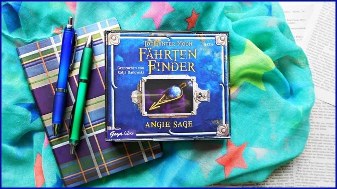 Rezension TodHunter Moon Fährtenfinder Septimus Heap