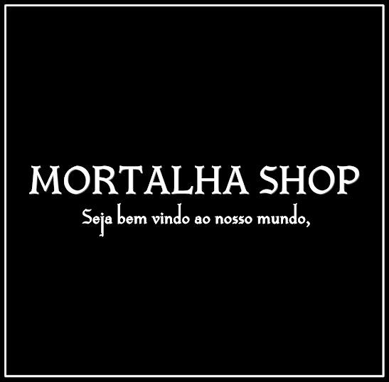 Mortalha Shop - Loja online nacional