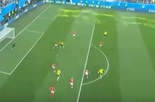 السويد فى ربع النهائى بعد الفوز على سويسرا بهدف فورسبيرج