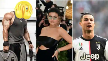 Instagram's highest-paid celebrity revealed after overtaken Cristiano Ronaldo & Kylie Jenner