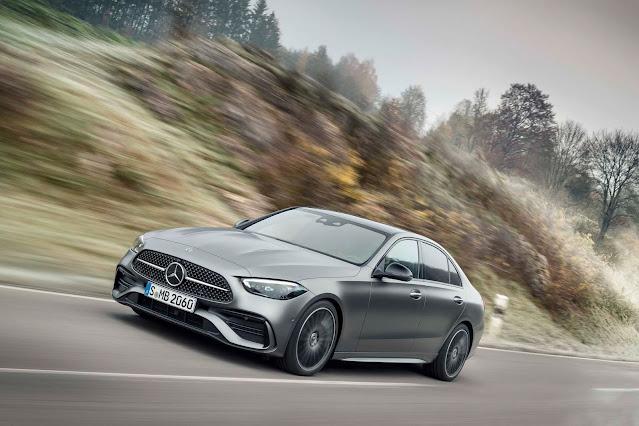 2022 Mercedes-Benz C Class Preview