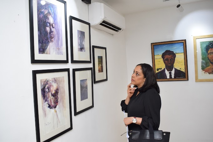 The Affordable Art Sale from iDesign By Tola Akerele