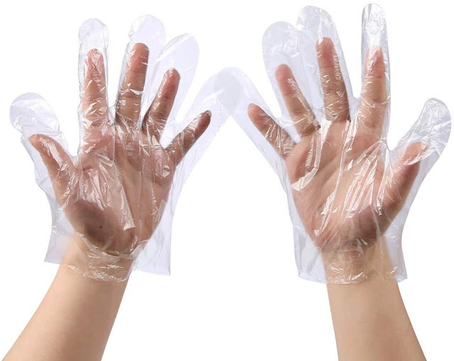 Disposable Food Prep Gloves