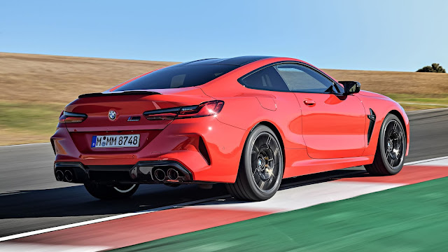 The BMW M8 Competition Is The Most Stylish Sports Car