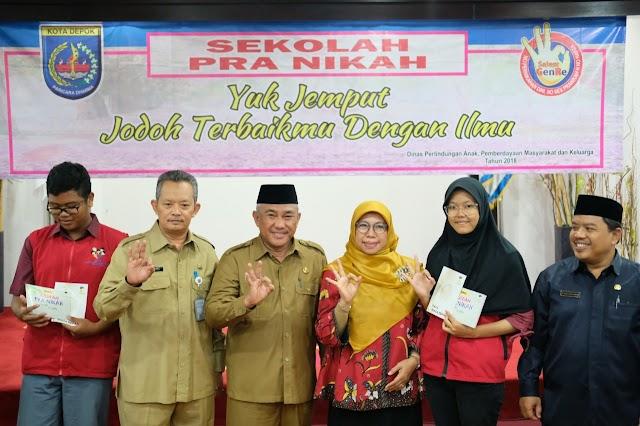 Pemkot Depok Launching Sekolah Pranikah