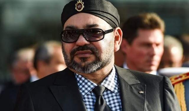 برقية تهنئة  إلى جلالة الملك محمد السادس نصره الله بمناسبة اشراقة العام الجديد لشهر محرم 1442 هو يوم الجمعة 21 غشت 2020