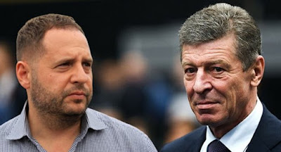 Козак и Ермак не договорились по урегулированию на Донбассе