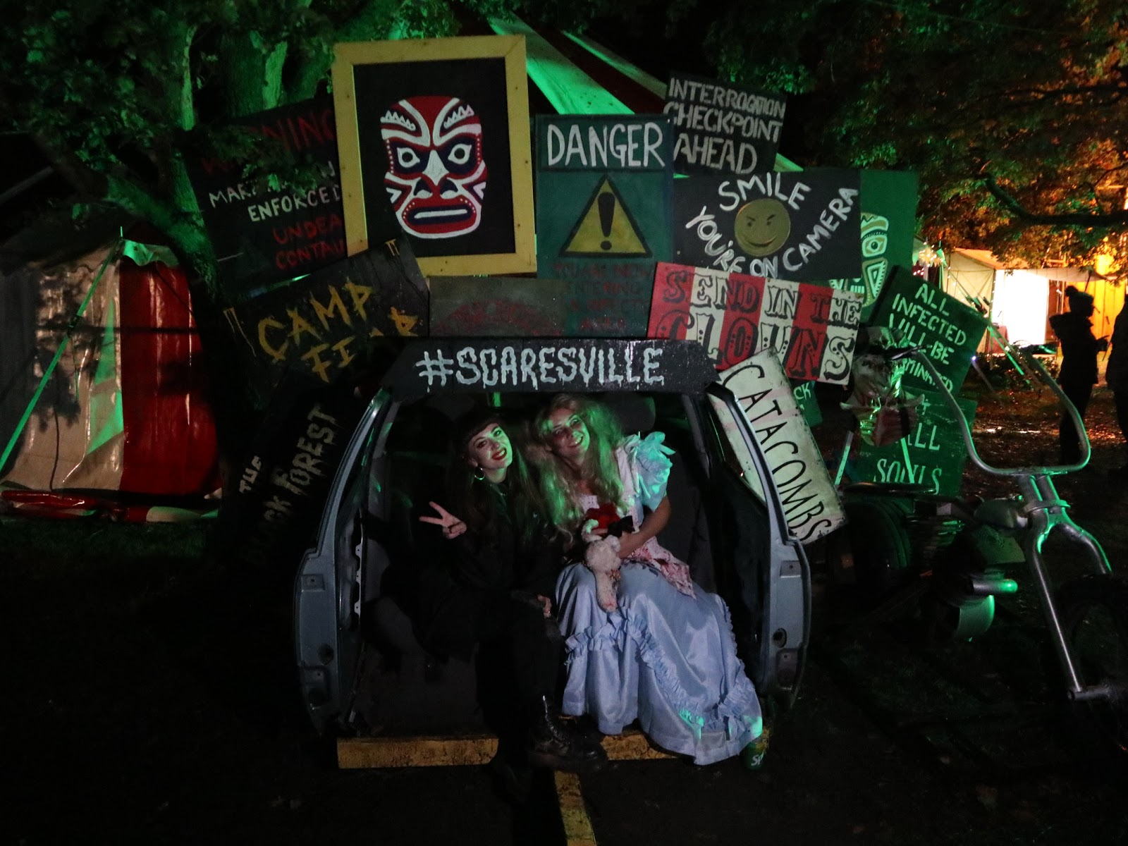 Photos of Scaresville