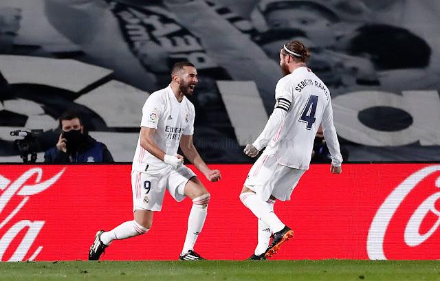 تشكيلة ريال مدريد الرسمية لمواجهة غرناطة اليوم في الدوري الاسباني
