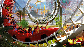 RollerCoaster Tycoon World PC Download