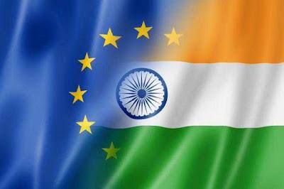 India and EU Signed MoU