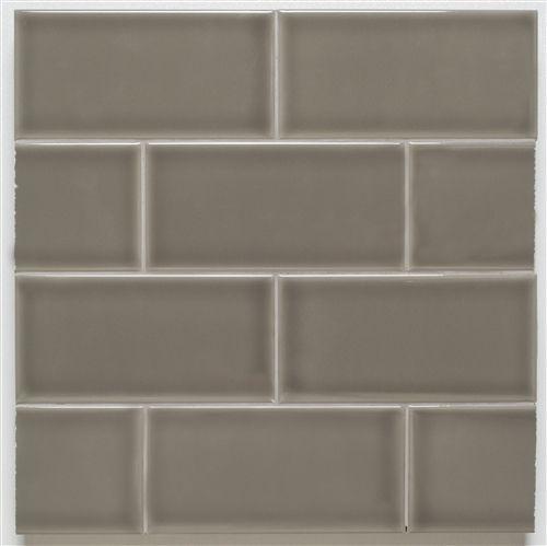 Light Gray Subway Tiles Home With Keki