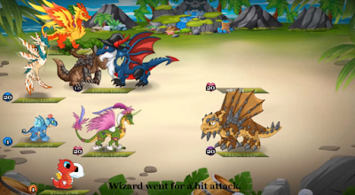 Top 10 Best Dragon Games for ANDROID | High Graphics |