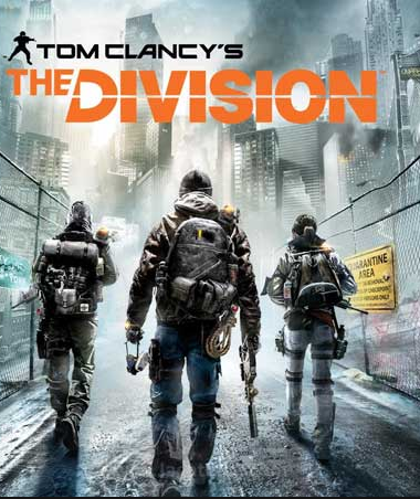 Film Tom clancy's the division agent 2016