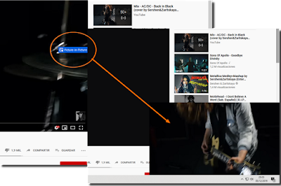 El video Picture-in-picture llega a Firefox para Windows