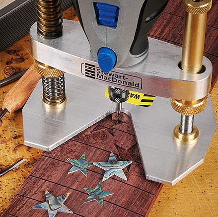K6jca use a dremel router to prototype circuits with smd for Diy dremel router table