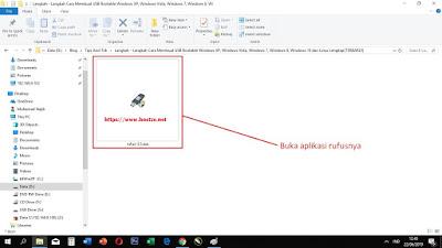 File rufus pada foldernya - Hostze
