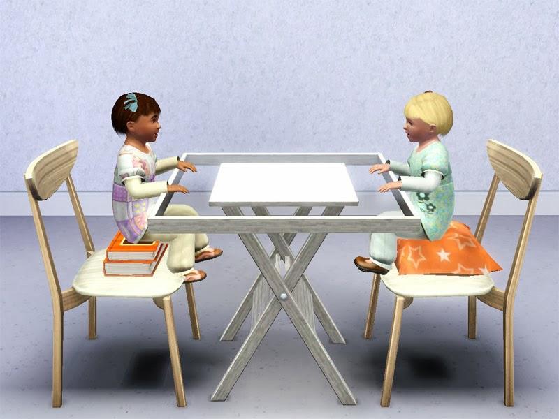 My Sims 3 Blog Universal Toddler Seats By Danjaley