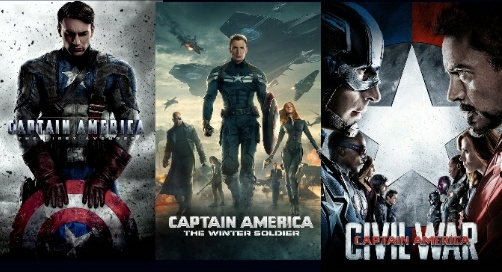 CAPTAIN AMERICA (2011-2016) ALL MOVIES TRILOGY COLLECTION TAMIL DUBBED HD