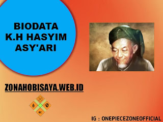 PROFIL : K.H HASYIM ASY'ARI, PENDIRI NU