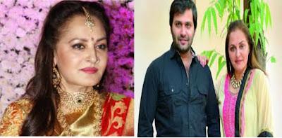 Jaya prada family