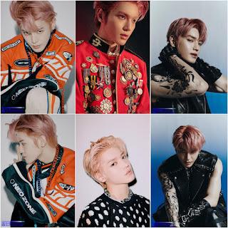 Profil lengkap taeyong member NCT 127 kpop boy group