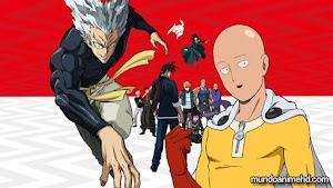 One Punch Man Temporada 02 12/12 [ Sub español ] [ Mediafire ] [ Mundo Anime ]