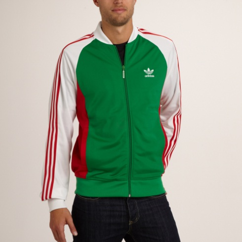 Les3bandes: Survetement adidas Originals tricolore